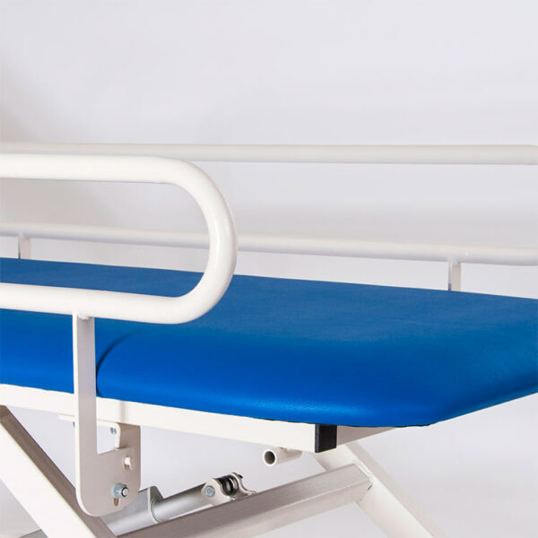 Fisiotech Collapsible Cot Sides for Rehabilitation, Examination, Medical Couches w/ Manual height Adjustment (120030)
