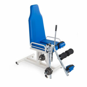 FISIOTECH Rehabilitation Armchair for Physiotherapy/Post Trauma Care Therapy w/ Adjustable Feet (134501)