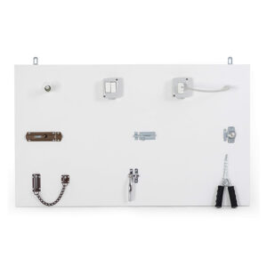 FISIOTECH Ergotherapy Board – Occupational Therapy Board for Rehab Care Programs, Wall Mountable Board for Hand Rehabilitation (135060)