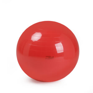 Gymnic Physio Gymnic 85, Red, Rehabilitation Balls for Movement & Balance Physiotherapy