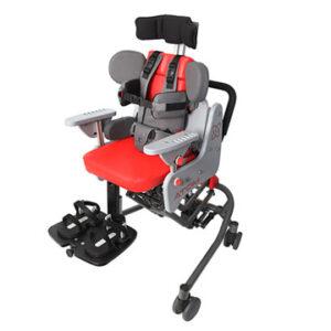 Modular Seats and High-Low Frames